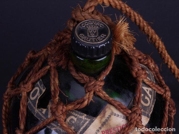 COGNAC GAUTIER PRESTIGE. FRANCE (Coleccionismo - Botellas y Bebidas - Botellas Antiguas)