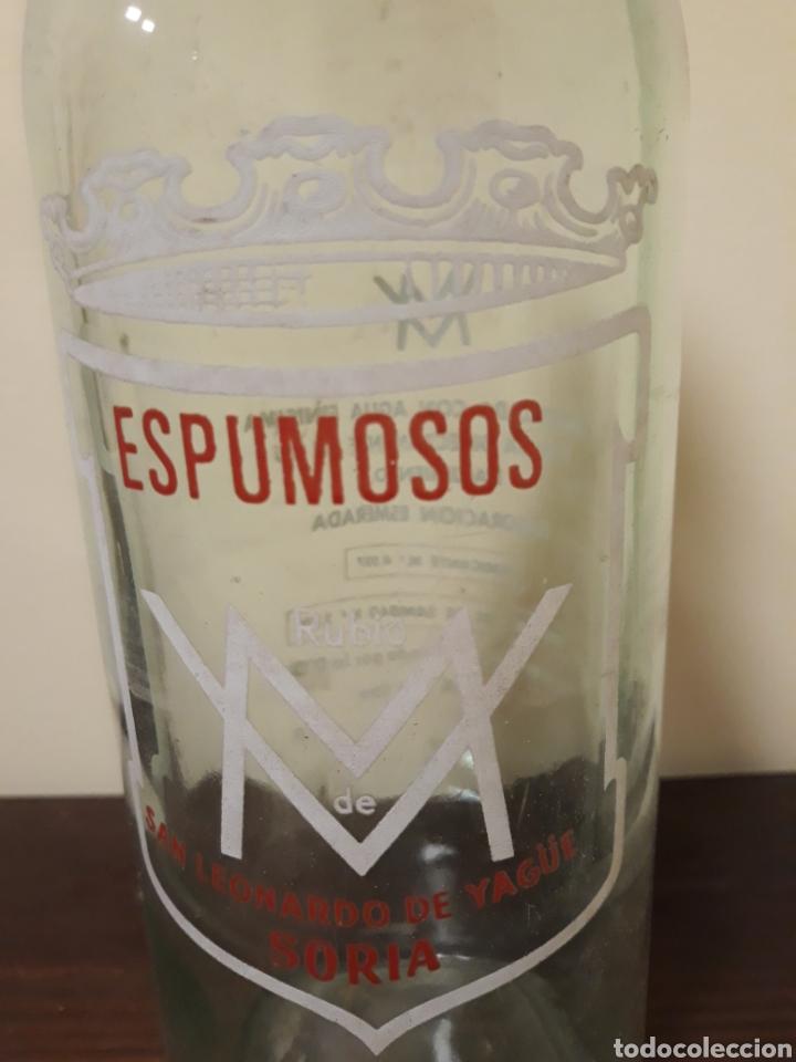 Botellas antiguas: Botella espumosos rubio - Foto 2 - 132311793