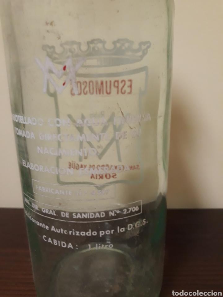Botellas antiguas: Botella espumosos rubio - Foto 3 - 132311793