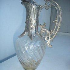 Botellas antiguas: BONITA JARRA SIGLO XIX EPOCA NAPOLEON III. Lote 132808798