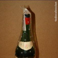 Botellas antiguas: BRANDY GRANDE DE ESPAÑA, DESTILERIAS BERNAL. MURCIA CARTAGENA. PRECINTO 4 PESETAS TRES CUARTOS.. Lote 133708942