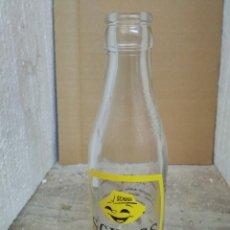 Botellas antiguas: BOTELLA SCHUSS REFRESCO. Lote 134887666