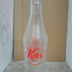 Botellas antiguas: BOTELLA REFRESCO KAS. Lote 134891637