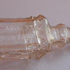 Botellas antiguas: BOTELLA DE ANIS EL MURCIÉLAGO AÑOS 20 MUY RARA Y DIFÍCIL. Lote 136298030