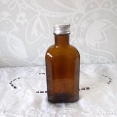 Botellas antiguas: ANTIGUA BOTELLA DE MEDICAMENTO-CREO QUE LINIMENTO SLOAN. Lote 137258986