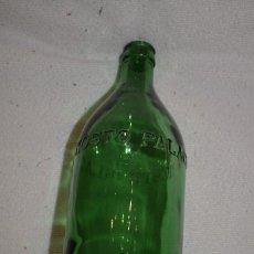Botellas antiguas: BOTELLA MOSTO PALACIO 750 ML. LETRAS RELIEVE. Lote 140818926