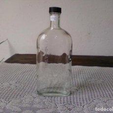 Botellas antiguas: FRASCO LABORATORIO BOUZO . ORENSE. Lote 143209082
