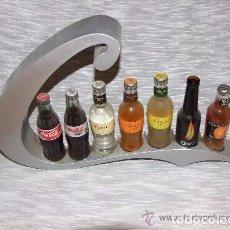 Botellas antiguas: COCACOLA, EXPOSITOR BOTELLA. Lote 143618690