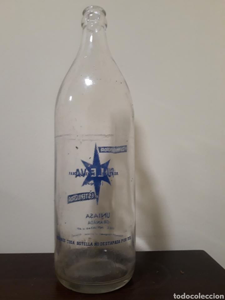 Botellas antiguas: Botella leche puleva 1litro - Foto 2 - 143937550