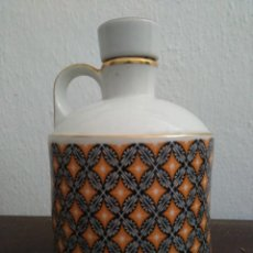 Botellas antiguas: BOTELLA PORCELANA LICOR-LLORM BAVARIA-. Lote 144950634
