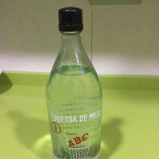Botellas antiguas: BOTELLA GASEOSA ARAGONESA. Lote 145538322