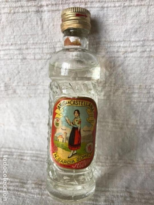 16 BOTELLAS MINIATURA ANTIGUAS (Coleccionismo - Botellas y Bebidas - Botellas Antiguas)