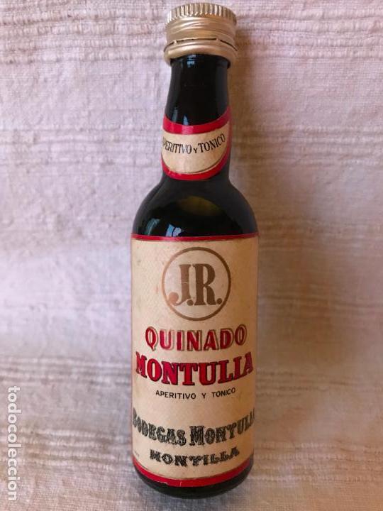 Botellas antiguas: 16 botellas miniatura antiguas - Foto 5 - 147756302