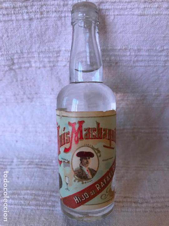 Botellas antiguas: 16 botellas miniatura antiguas - Foto 12 - 147756302