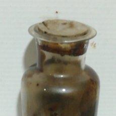 Botellas antiguas: BOTELLA CRISTAL. Lote 148685480