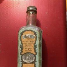 Bottiglie antiche: FARMACIA DIGESTONICO DEL DOCTOR V. F. VICENTE. . Lote 148876666