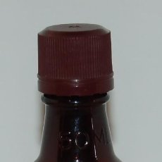 Botellas antiguas: BOTELLIN MINIATURA DE RON MATUSALEM, GRAN RESERVA. Lote 148975922
