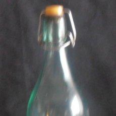 Botellas antiguas: BOTELLA FONTE ROCA, GASEOSA. Lote 150567658