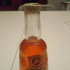 Botellas antiguas: BOTELLIN DE APRICOT BRADY. Lote 151652574