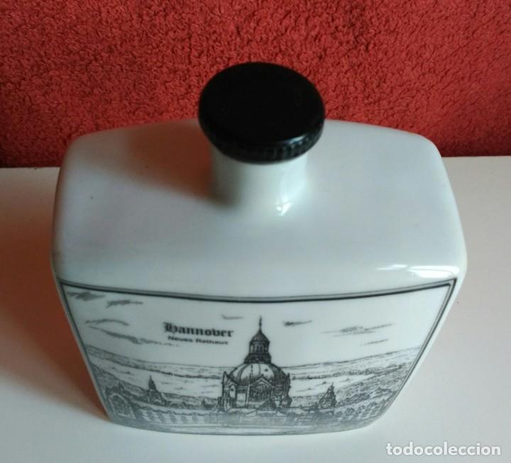 Botellas antiguas: BOTELLA LICOR PORCELANA ALEMANA ALTENKUNSTADT - Foto 5 - 153414362