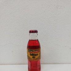 Botellas antiguas: ANTIGUA RARA Y ESCASA BOTELLA DE CINZANO BITTER SIN ALCOHOL, BRIO.. Lote 154301482