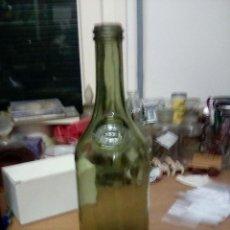 Botellas antiguas: VESIV BOTELLA CASA IRLA TAVERNA DEL PRESIDENTE DE LA GENERALITAT IRLA DE SANT FELIU DE GUIXOLS. Lote 154396958