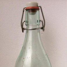 Botellas antiguas: BOTELLA DE GASEOSA PEÑA - HARO - LA RIOJA - AÑOS 70 . Lote 154482198