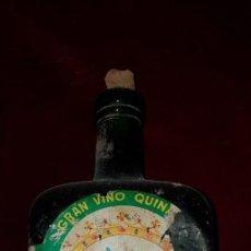 Botellas antiguas: ANTIGUA BOTELLA QUINA EL DORADO. Lote 154497158