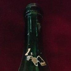 Botellas antiguas: ANTIGUA BOTELLA SIDRA JAI ALAI GUIPÚZCOA PAIS VASCO. Lote 154497278