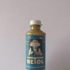 Botellas antiguas: ANTIGUA BOTELLA, FRASCO NETOL. Lote 155161870