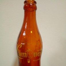 Botellas antiguas: BOTELLA REFRESCO LIMONET. Lote 157464820