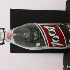 Botellas antiguas: BOTELLA BEBIDA ZARZAPARRILLA 1001. Lote 157050858
