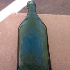 Botellas antiguas: ANTIGUA BOTELLA DE YODOFUCOL - FARMACIA -. Lote 159276342