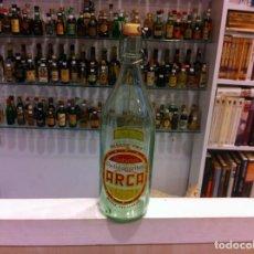 Botellas antiguas: BOTELLA DE GASEOSA (ARCA) VIGO. Lote 175045133