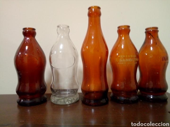 BOTELLAS ESPUMOSOS GÓMEZ (Coleccionismo - Botellas y Bebidas - Botellas Antiguas)