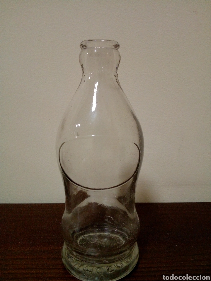 BOTELLA ESPUMOSOS GAL MADRID (Coleccionismo - Botellas y Bebidas - Botellas Antiguas)