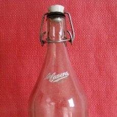 Botellas antiguas: ANTIGUA BOTELLA REFRESCO GASEOSA LA CASERA 1 LITRO - FABRICANTE Nº 5401. Lote 164805750