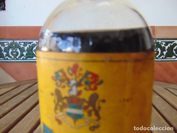 Botellas antiguas: ANTIGUA BOTELLA DE BRANDY 501 - Foto 4 - 166189226