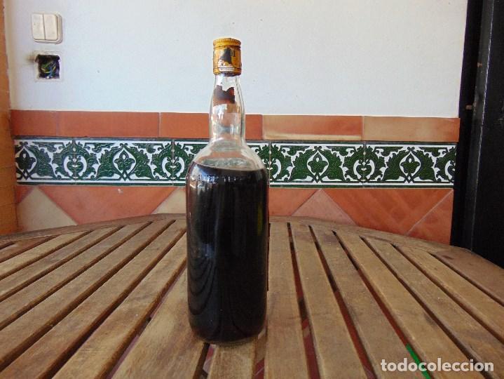 Botellas antiguas: ANTIGUA BOTELLA DE BRANDY 501 - Foto 8 - 166189226