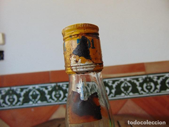 Botellas antiguas: ANTIGUA BOTELLA DE BRANDY 501 - Foto 9 - 166189226