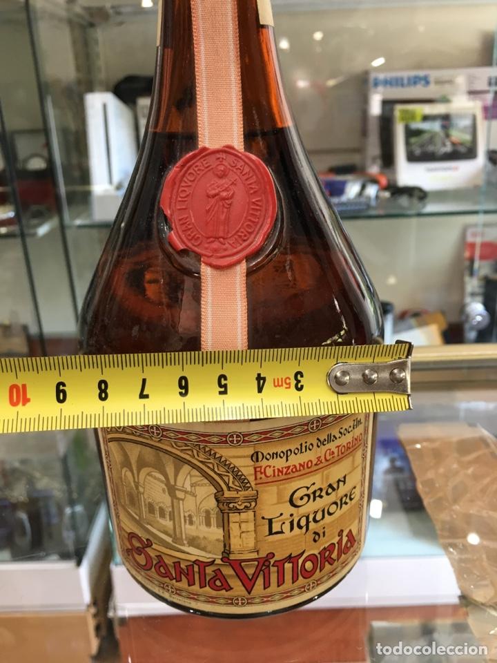 Botellas antiguas: GRAN LIQUORE DI SANTA VITTORIA - Foto 3 - 169972866