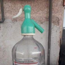 Botellas antiguas: SIFON ANTIGUO AÑOS 50-60. Lote 170940450
