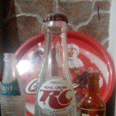 Botellas antiguas: BOTELLA ROYAL CROWN. Lote 171770387