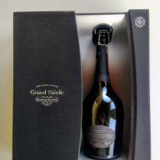 Botellas antiguas: LAURENT-PERRIER. CHAMPAGNE GRAND SIÈCLE.. Lote 172428404