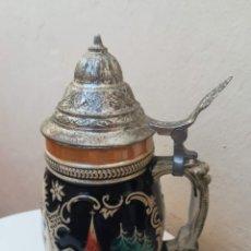 Botellas antiguas: JARRA ALEMANA DE CERVEZA. Lote 173417055