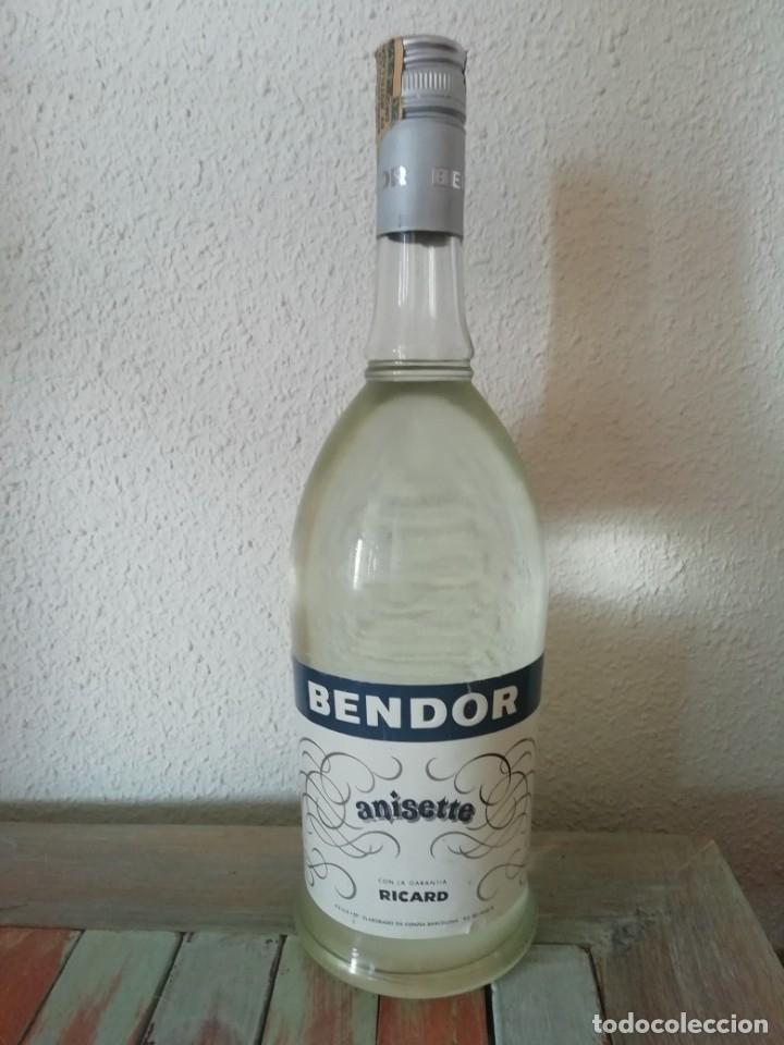 BOTELLA DE ANISETTE (Coleccionismo - Botellas y Bebidas - Botellas Antiguas)