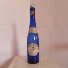 Botellas antiguas: ANTIGUA BOTELLA DE AGUA DE AZAHAR LA GIRALDA. Lote 115487530