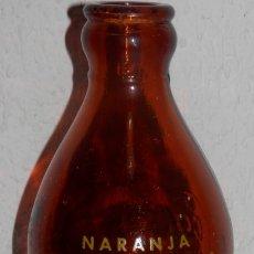 Botellas antiguas: BOTELLA ANTIGUA DEL ZUMO T. SANGUINA. Lote 179109571