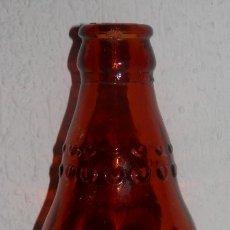 Botellas antiguas: BOTELLA ANTIGUA DEL ZUMO SANGUINA. Lote 179110288