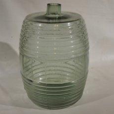 Botellas antiguas: BOTELLA DE FARMACIA PARA PERFUME A GRANEL. Lote 182124902